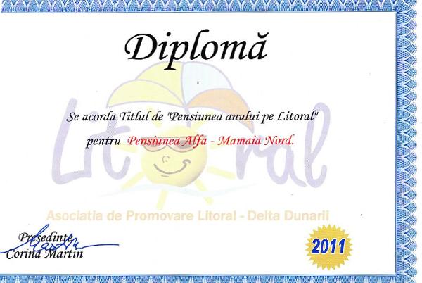diploma_pensiunea_Alfa